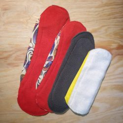 cloth menstrual pads