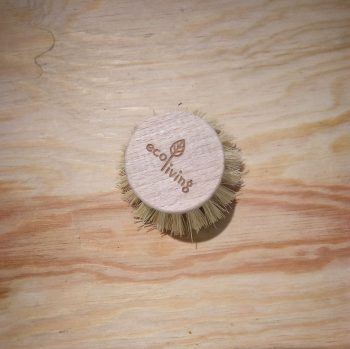 eco living dish brush replacement head