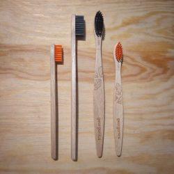 georganics bamboo toothbrushes