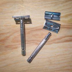 metal safety razor