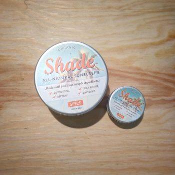 shade sunscreen