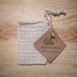 all earth soap bag