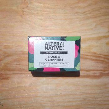 Alternative Shampoo Bar