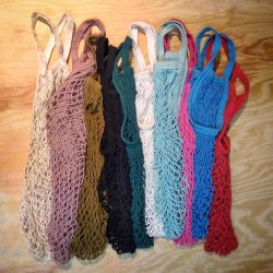 Cotton String Net Bags All
