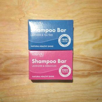 Friendly Soap Shampoo Bars
