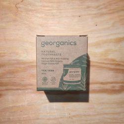 Georganics Toothpaste Tub