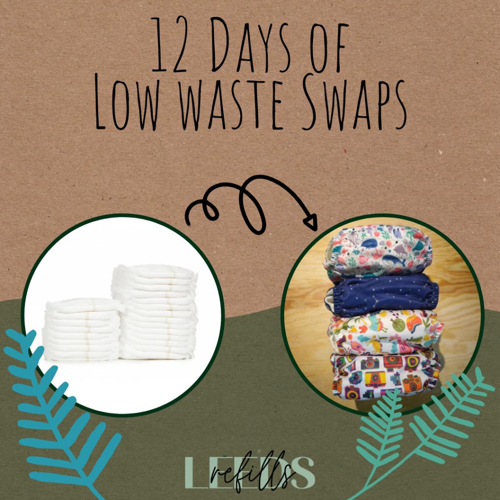disposable nappies vs reusable cloth nappies